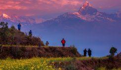 Sarangkot Sunrise - Pokhara - Nepal