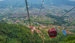 chandragiril hills-kathmandu-nepal